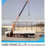 brand new high quality best price 3.2T 5T 6.3T 8T 10T 12T 14T 16T 18T 20T telescopic boom hydra crane