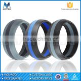 MSG Wholesale Outdoors Silicone Ring Bands