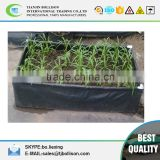 Long Time Durability Reusable Plastic PE Garden Vegetable Planting Bag, Garden Vegetable Planter