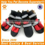 JML unique wholesale waterproof pet shoes for large dogs military rain boots for dog pet