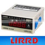 48*96mm three and a half panel AC LED digital Ampere meter LDP3-AA