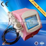 2016 Hot 5 Treatment Handles Ultrasound Ultrasonic Fat Cavitation Machine Cavitation Weight Loss Electronic Machine Skin Care