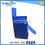 Customized plastic foldable wardrobe, plastic portable wardrobe for clothes