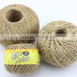 nature color jute ,sisal twine,gardening twine,nature color twine