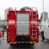 10000 litres howo 4X2 water tanker fire truck, fire truck, fire fighting truck for sale