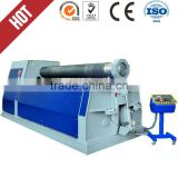 Harsle W11--30*2500 flat bar rolling machines/ 3 roller steel plate rolling machine/Hydraulic rolling machine