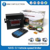 GPS and GPRS heavy truck/bus speed control device