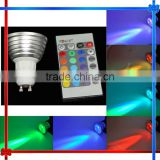 3W GU10 RGB LED Spotlights