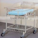 Baby Cot, Fixed, Epoxy Coated, Removable Basket