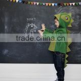 New Design baby Boys clothes dinosaur Overcoat Kids Outwear For Children's Winter clothes