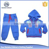 wholesale baby children's clothing china factory boy garment kid sweatshirt winter new style set