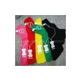 Pink, Black, Yellow Cool Fashion Custom Sports Dog Hooded Sweatshirts Gown