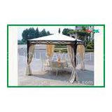 Gazebo Steel Frame Folding Tent Outdoor Wedding Pop Up Canopy 420D Oxford Cloth