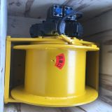 Hot sale hydraulic trawl fishing winch 2 Ton 5 ton 10 ton