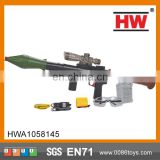 New Product 80CM B/O crystal water bullet gun toy water expandable toy