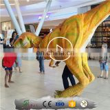 Robotic Mechanical Adult t rex dinosaur suit for Parties