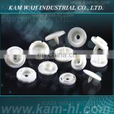 Good price & High quality button / press stud & socket / plastic snap buttons