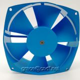 CNDF 200FZY2-D blue cooler industry exhaust cooling fan 200x210x71mm 2 years warranty and CE certificate