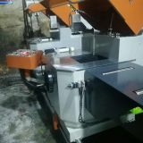 380v Double Blade Cutter Machine Double Head Cutting Machine 1600kg