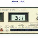 IMPEDANCE  METER / FREQUENCY  COUNTER 152A