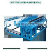 Updated super quality Straw mat knitting machine for protect vegetable and fruit