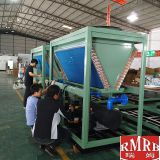 factory direct sale air source high capacity 105kw water heat pump system