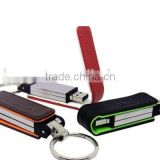 Kongst Factory Wholesale Real Capacity Leather USB Drives,fancy usb drive, USB 2.0 or USB3.0 bulk usb drives