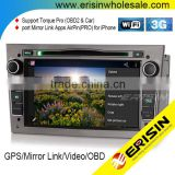 "Erisin ES2681P 7"" Autoradio Touch Screen 2 Din Car DVD Players GPS"