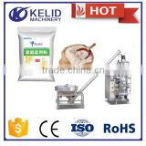 CE approved high quality chips snack packing machine