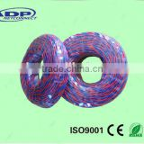 Telephone jumper wire 2cores twisted 0.6mm tinned copper