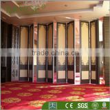 Banquet hall soundproof acoustic accordian door