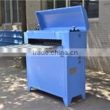 rubber powder production line tire strip cutting machine