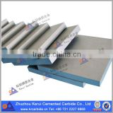 YG15/YG20 cemented carbide plate for mould and punch tools applied for electronic industry