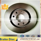 288mm replacement brake disc vented rotor for 4246W1 with GG20/G3000 cast iron China brake disc supplier