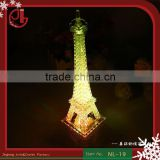 Romantic Eiffel Tower Night Lights Desk Bedroom Decoration Table LED Lamp Party Decoration