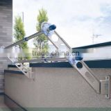 Best-selling balcony clothes dryer at reasonable prices angle adjustable
