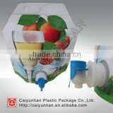 Take away standing up spout pouches for, water pouch packing machine price
