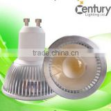 Hot decorative led spot lamp 450lm 25 40 60 degree COB 6w GU10 led spotlight                                                                                                         Supplier's Choice