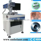 Hot selling wood co2 laser engraving machine price/machinery marking/equipments used in metal materials with low price