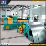 Popularly used coil slitting line for stainless steel,silicon steel,galvanized steel,tinplate