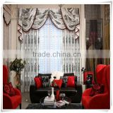 Yilian Window Designs Indian Style for Living Room Curtains