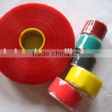 Automotive repair tape silicone rubber tape with excellent track resistance and high dielectric strength