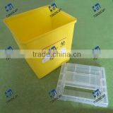 Single-Use Medical Plastic Sharp Container Sharp collector