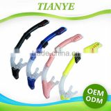 Diving snorkeling and mask set, cheap mask and snorkel set