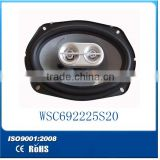 Factory price Good quality 3-way dome midrange 6*9 car speaker,car coaxial speaker,car audio