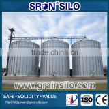 Solid Soya Beans Silo Structure for Grain Safe Storage