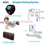 Customized Material Hospital Wireless Nurse Calling System