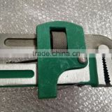 Heavy pipe wrench for plumber