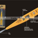 suitable for tool kit digital voltage test screwdriver