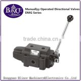 operated directional valves for sale/manual hydraulic control valve/low price solenoid valve